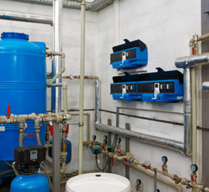 Industrial Process/Wastewater Treatment Systems