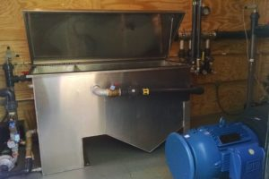 Industrial Components for Wastewater Treatment Systems