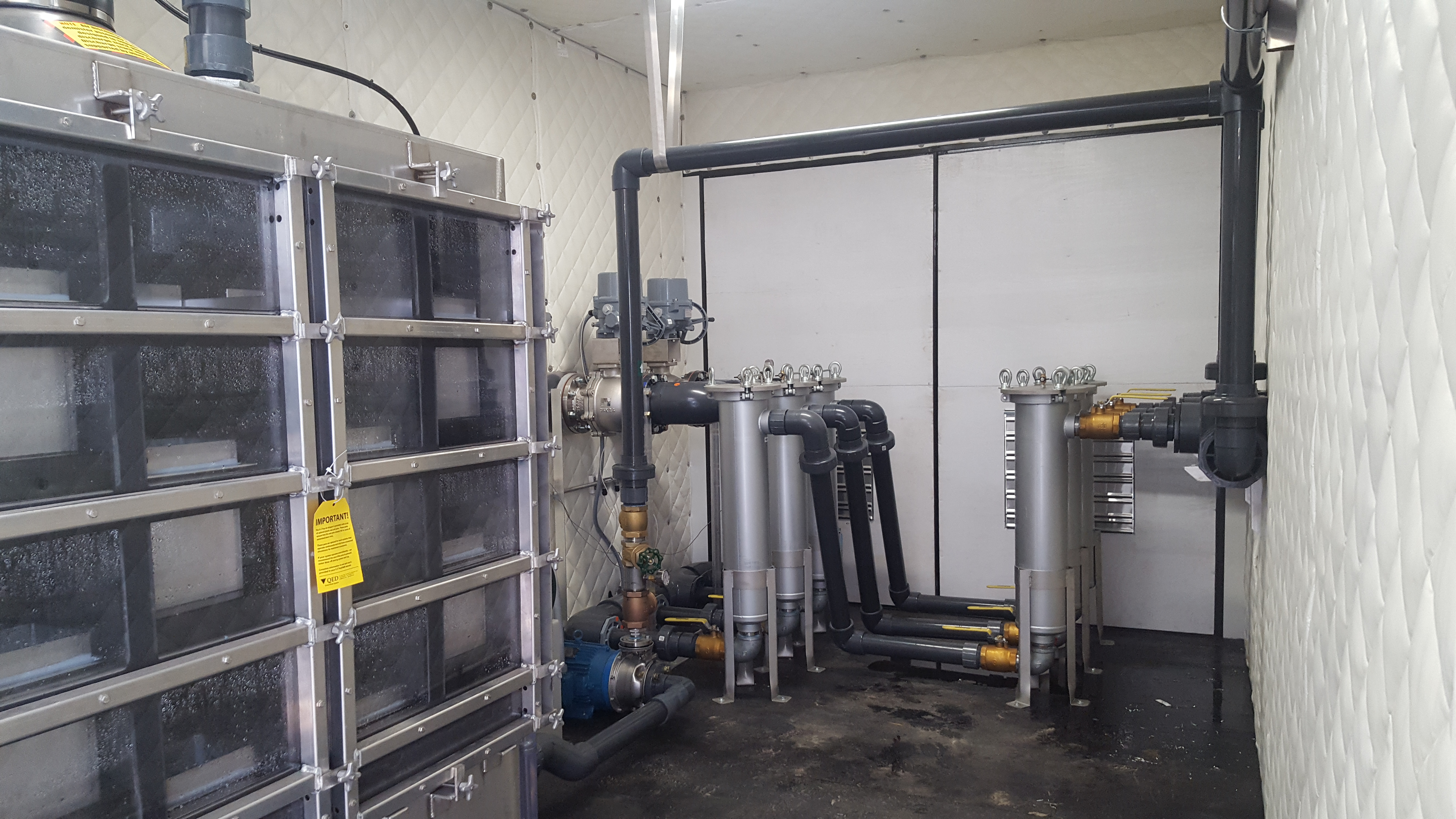 Chlorinated Solvents Removal with 10 Remote Wells - MID