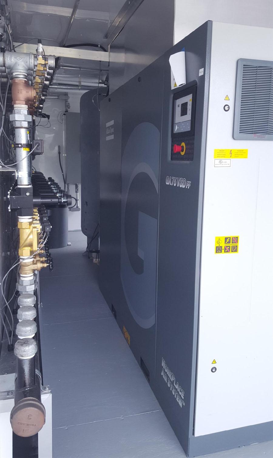 Rotary Screw Compressors Mid Atlantic Environmental